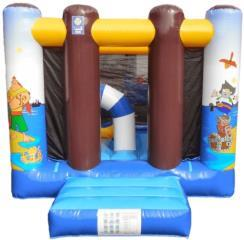 10ft x 10ft Pirate Mini Bouncer