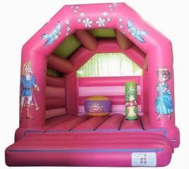 12ft x 15ft Princess Bouncy Castle
