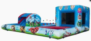 14ft x 17ft Paw Patrol Playzone