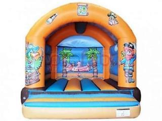 15ft x 17ft Pirate Bouncer
