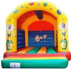 15ft x 19ft Adults Bouncy Castle