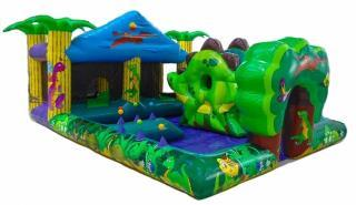 21ft x 16ft Dino Playzone