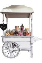 Candy Cart inc 50 Portions