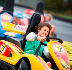 Electric Go Karts Hire