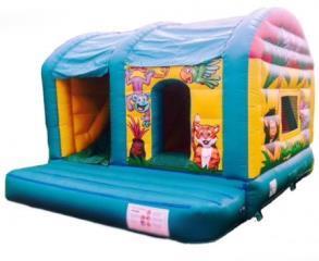 Jungle Slide Bouncer