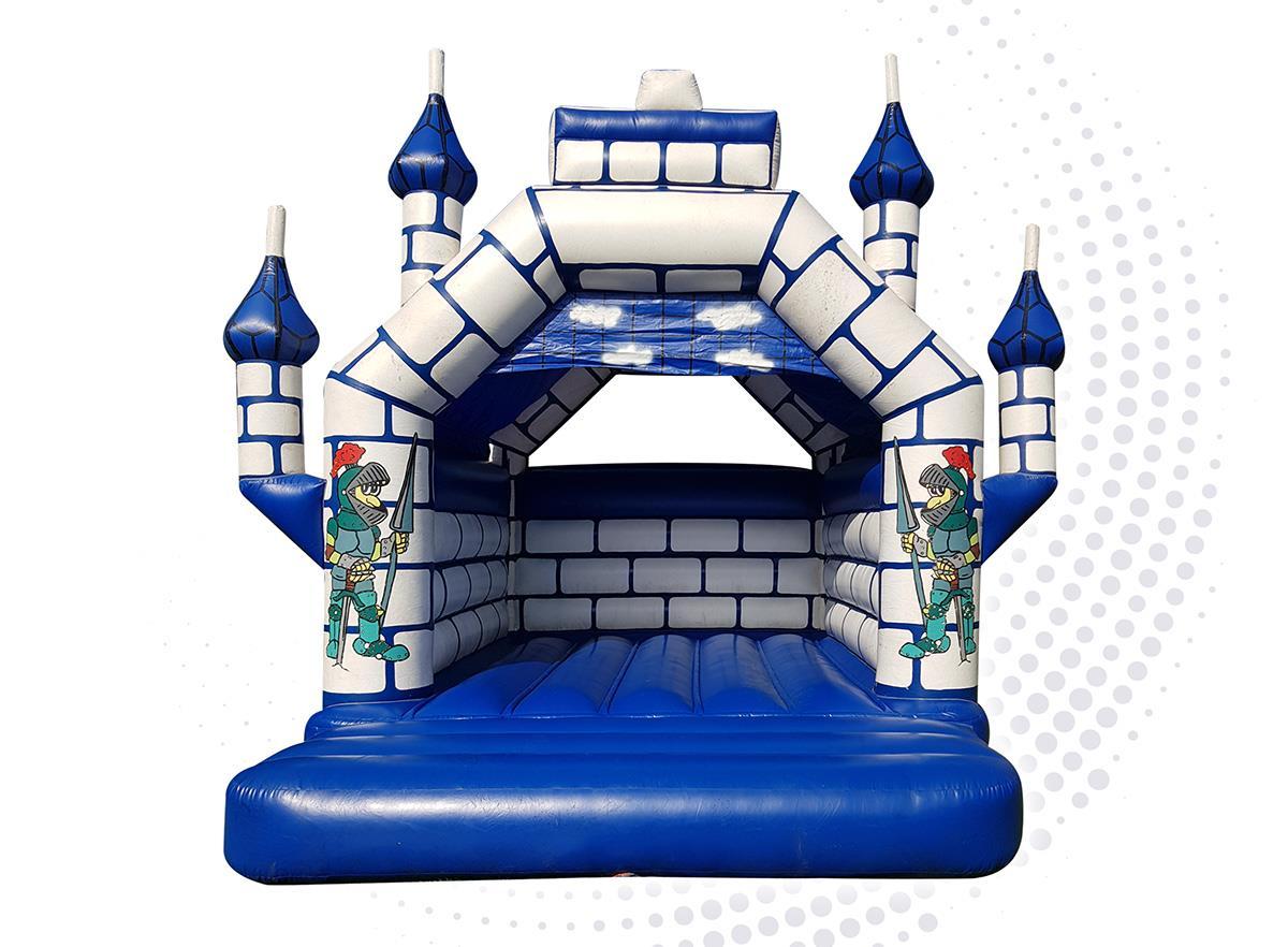 25ft x 25ft Adults Bouncy Castle