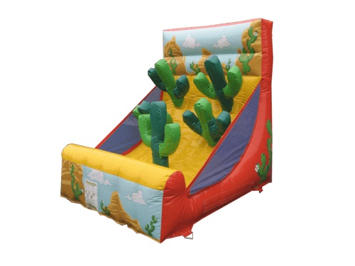 Inflatable Hoopla Side Stall